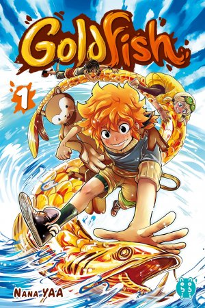 Goldfish # 1