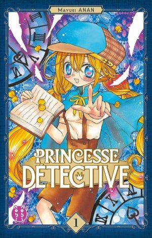 Princesse détective # 1