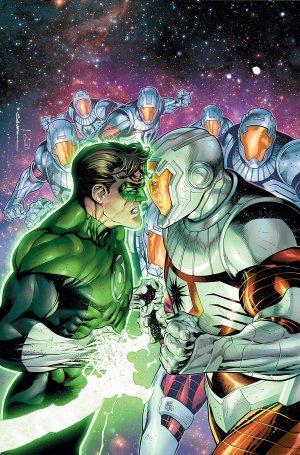 Green Lantern Rebirth 7