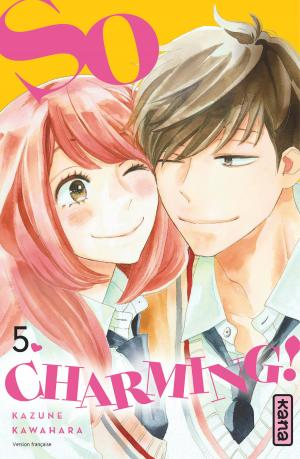 couverture, jaquette So charming ! 5  (kana)