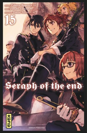 Seraph of the end # 15