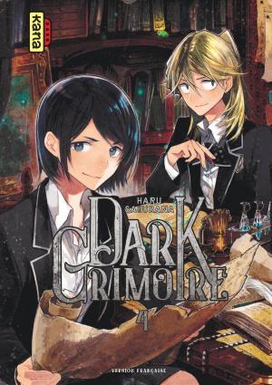 Dark Grimoire 4 Simple