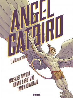 Angel Catbird édition TPB softcover (souple)