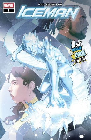 Iceman édition Issues V4 (2018 - 2019)