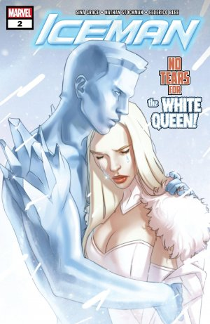 Iceman # 2 Issues V4 (2018 - 2019)