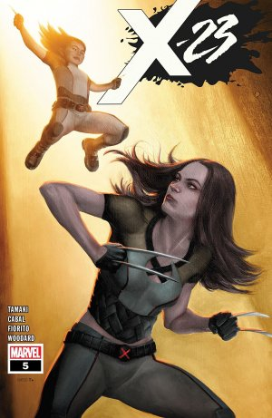 X-23 # 5 Issues V4 (2018 - 2019)