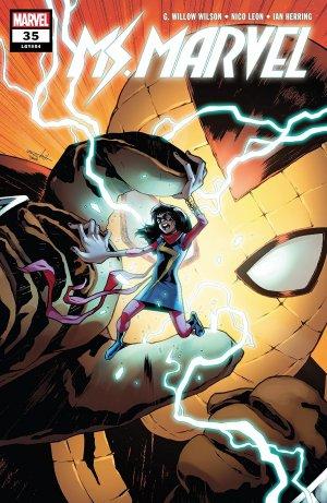 Ms. Marvel # 35 Issues V4 (2015 - 2019)