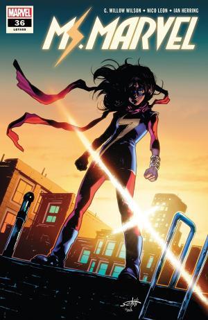 Ms. Marvel # 36 Issues V4 (2015 - 2019)