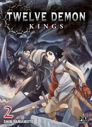 Twelve Demon Kings # 2