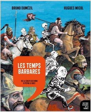 Histoire dessinée de la France # 4