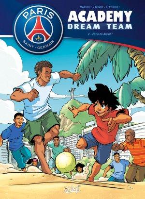 Paris Saint-Germain academy dream team 2 simple