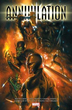 Annihilation édition TPB Hardcover - Marvel Omnibus