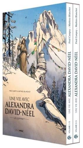 Une vie avec Alexandra David-Neel édition Coffret