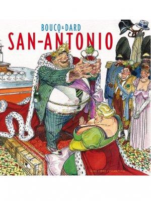 San-Antonio Artbook