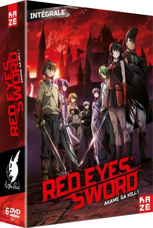 Red eyes sword  Intégrale DVD