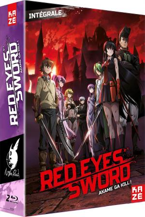 Red eyes sword édition Intégrale Blu-ray