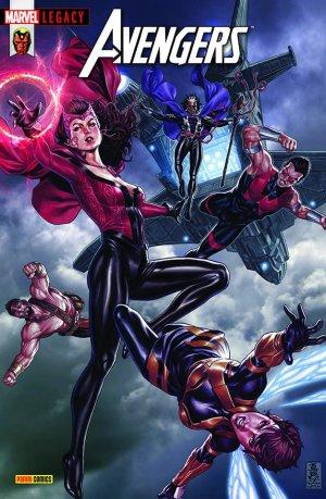 Marvel Legacy - Avengers # 4