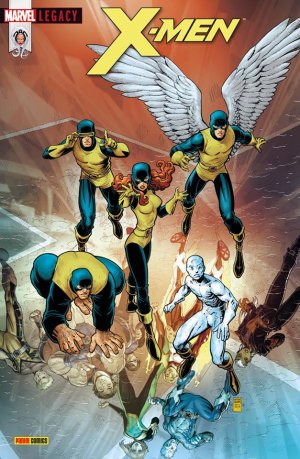Marvel Legacy - X-Men # 4