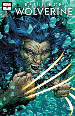 Return of Wolverine # 2 Issues (2018 - 2019)
