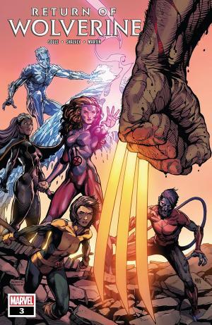 Wolverine - Le retour de Wolverine 3
