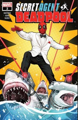 Deadpool - Secret Agent Deadpool # 2 Issues (2018)