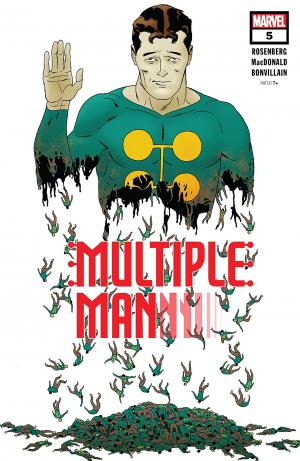 Multiple Man 5 Issues (2018)