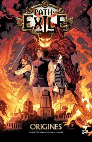 Path of Exile - Origines édition TPB hardcover (cartonnée)
