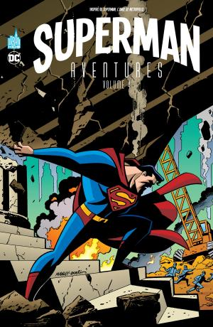 Superman aventures 4 TPB softcover (souple)