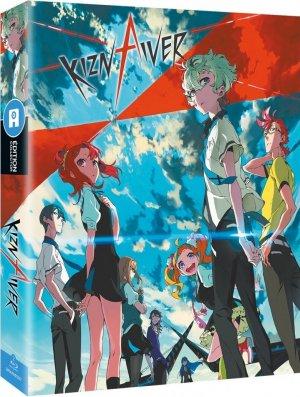 couverture, jaquette Kiznaiver   - Kiznaiver intégrale collector Blu-rayIntégrale Collector Blu-Ray (@anime) Série TV animée