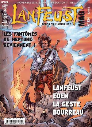 Lanfeust Mag # 224