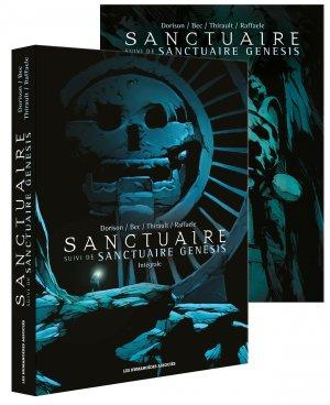 Sanctuaire édition Intégrale sous coffret 2018