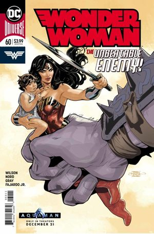 Wonder Woman # 60 Issues V5 - Rebirth (2016 - 2019)