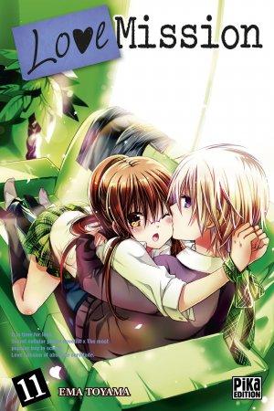 Love Mission Réédition 2018 11 Manga