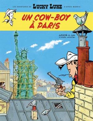 Les aventures de Lucky Luke T.8