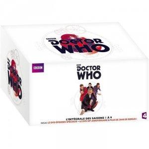 Doctor Who (2005) édition Integrale des saisons 1 à 9