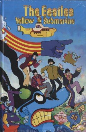 Yellow Submarine Graphic Novel édition Original Graphic Novel Hardcover