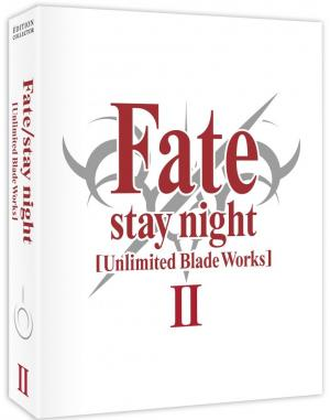 Fate/stay night  : Unlimited Blade Works 2 Collector Blu-ray