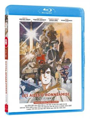 Les Ailes d'Honneamise édition Blu-ray