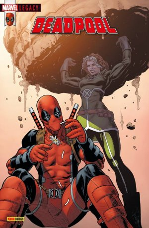 Marvel Legacy - Deadpool # 4