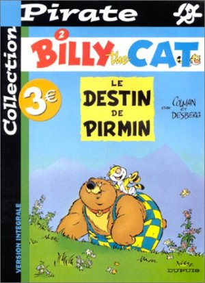 Billy the cat édition Réédition