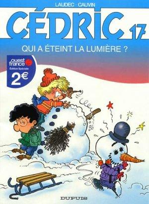 Cédric édition Ouest France