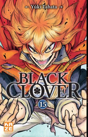 Black Clover 15 Simple