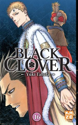 Black Clover 16 Simple