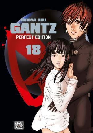 Gantz 18 Perfect