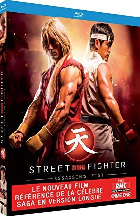 Street fighter : Assassin's Fist édition Collector