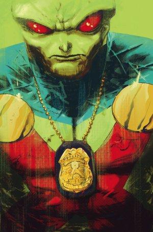 Martian Manhunter édition Issues V5 (2018 - 2019)