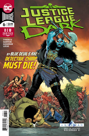 Justice League Dark # 6 Issues V2 (2018 - Ongoing)