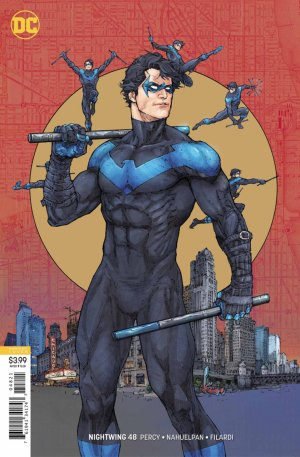 Nightwing 48 Issues V4 (2016 - Ongoing) - Rebirth