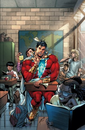 Shazam! édition Issues V3 (2018 - Ongoing)