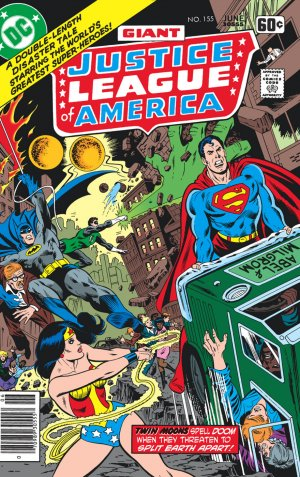 Justice League of America - The Bronze Age 3 TPB hardcover (cartonnée) - Omnibus